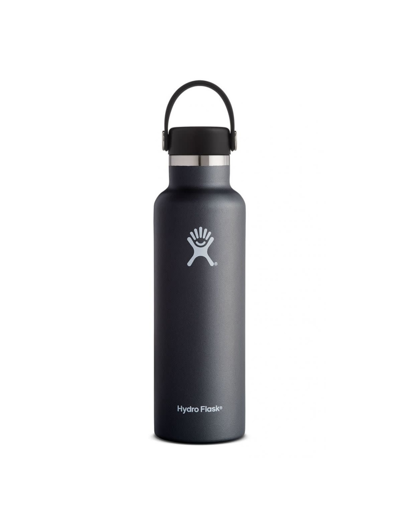 Hydro Flask Hydro Flask 21oz Standard Mouth w/ Flex Cap Black