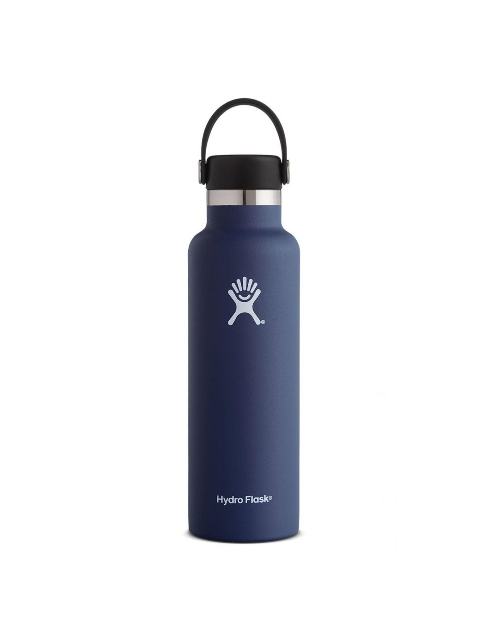 Hydro Flask Hydro Flask 21oz Standard Mouth with Flex Cap Cobalt