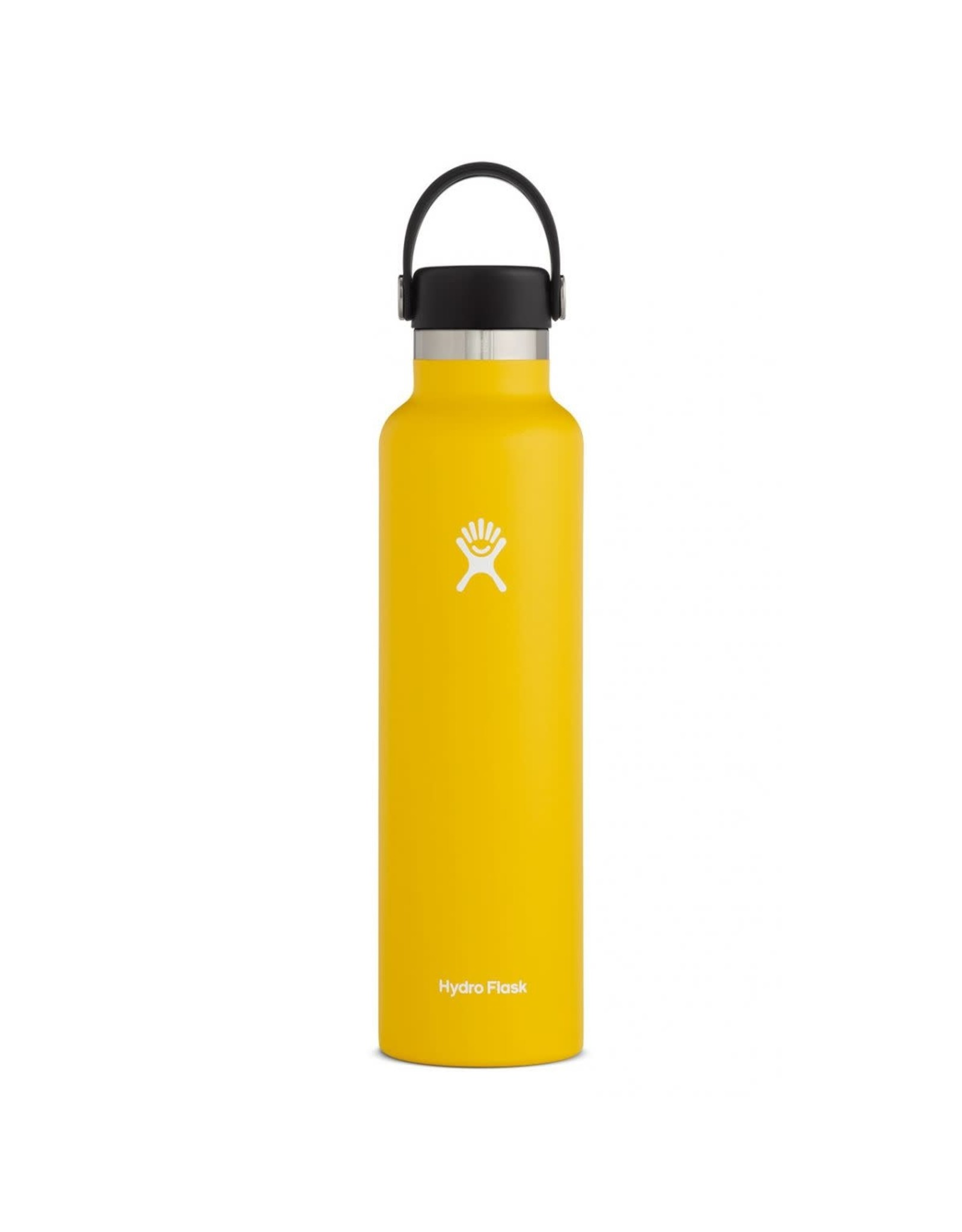Hydro Flask Hydro Flask 24oz Standard Mouth with Flex Cap Sunflower