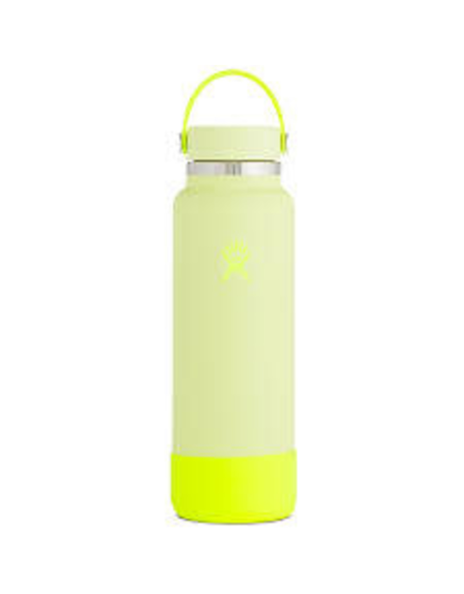 Hydro Flask Hydro Flask 40oz Wide Mouth Flex Cap with Boot Lemonade