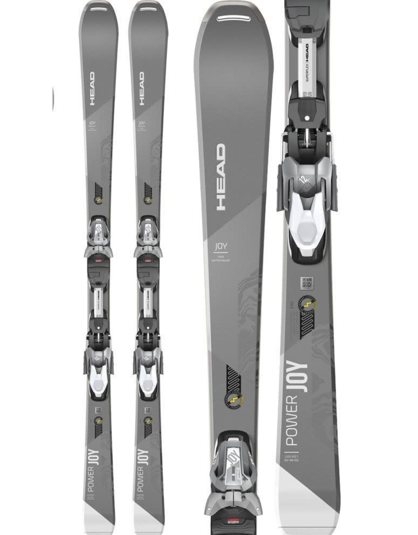 Head Head Power Joy SW SF-PR Ski + Joy 12 GW Binding
