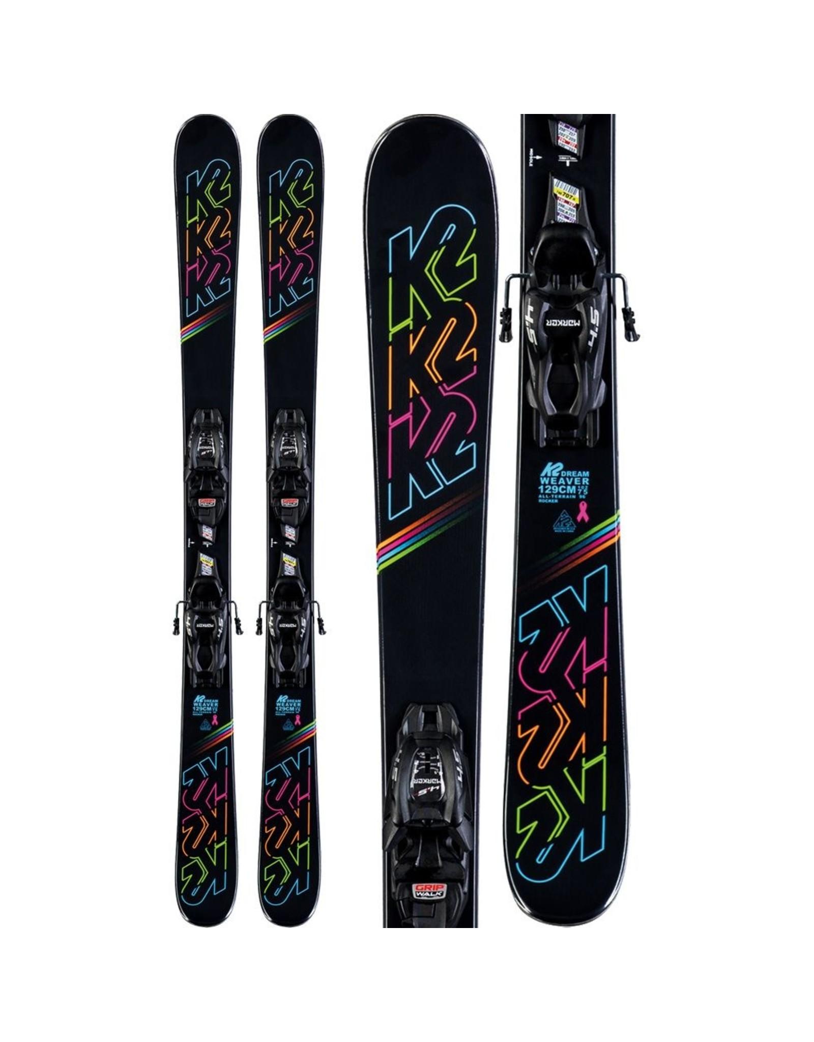 K2 K2 Dreamweaver Jr + 4.5 FDT Binding F19