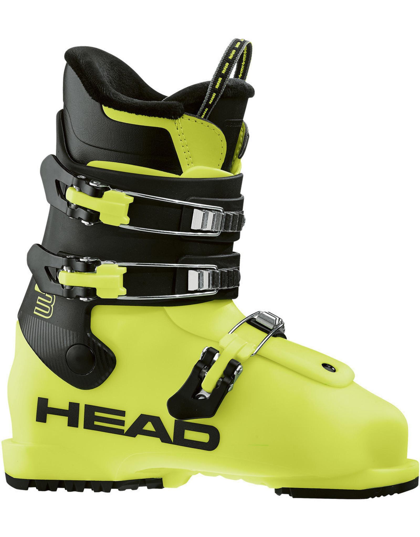 Head HEAD Z 3   YELLOW / BLACK F20
