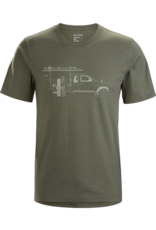 Arc'teryx Arc'teryx Men's Adventure Wagon t-Shirt
