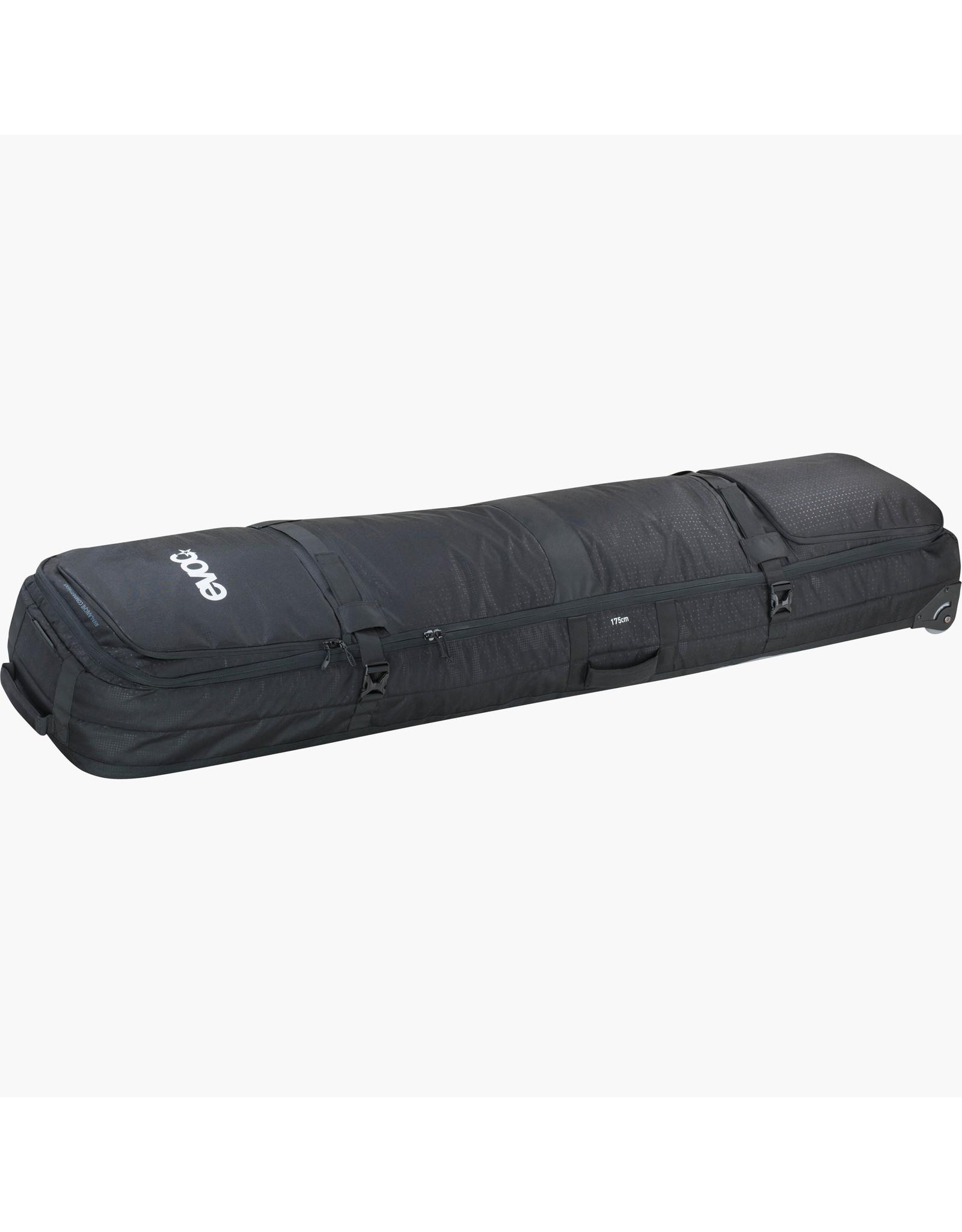 EVOC EVOC, Ski roller, Ski transport bag with wheels, Black, XL