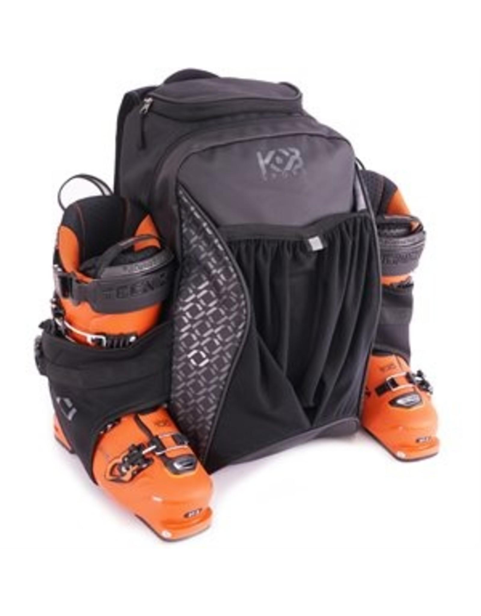 K&B Sport K&B Slick Boot Pack II ECO Black