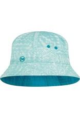 Buff Buff Kids Bucket Hat Bawe Aqua