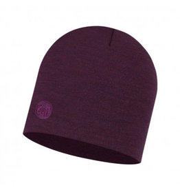 Buff Buff Heavyweight Merino Hat Purplish Multi