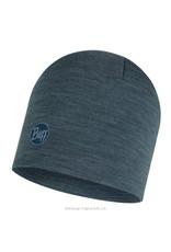 Buff Buff Heavyweight Merino Hat Ensign Blue Multi