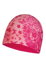 Buff Buff Micro & Polar Hat Child Butterfly Pink