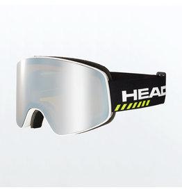 Head Head Horizon Race Goggle Black + SpareLens