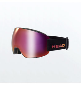 Head Head Magnify FMR black/red + Spare Lens