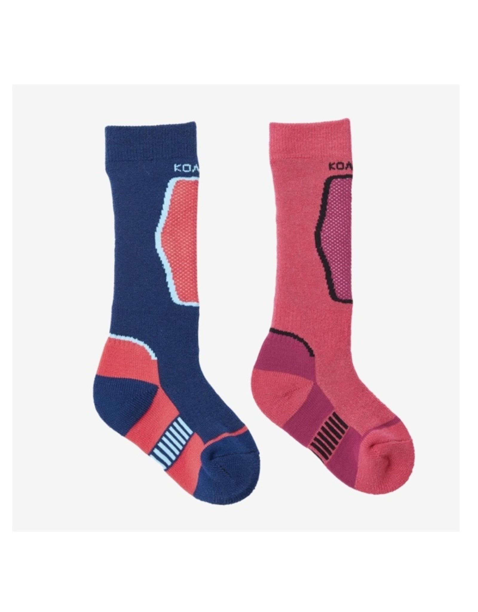 Kombi Kombi The Brave Twin Pack Jr. Sock