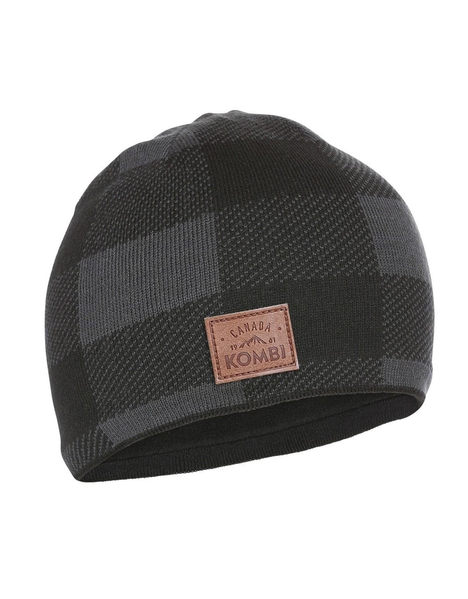 Kombi Kombi Buffalo Plaid Adult Hat