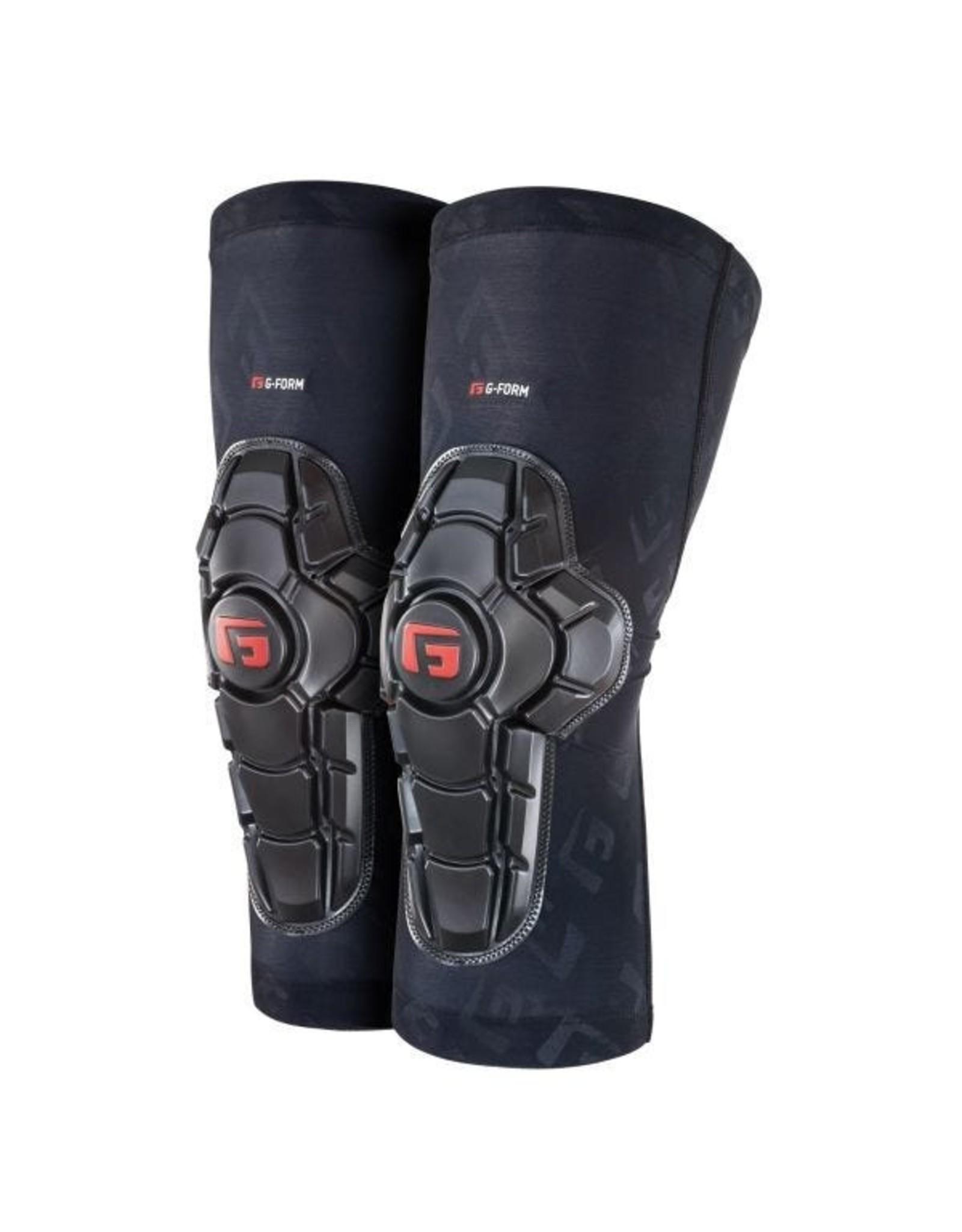G-Form G-Form, Pro-X2, Knee Pads, Black, S, Set