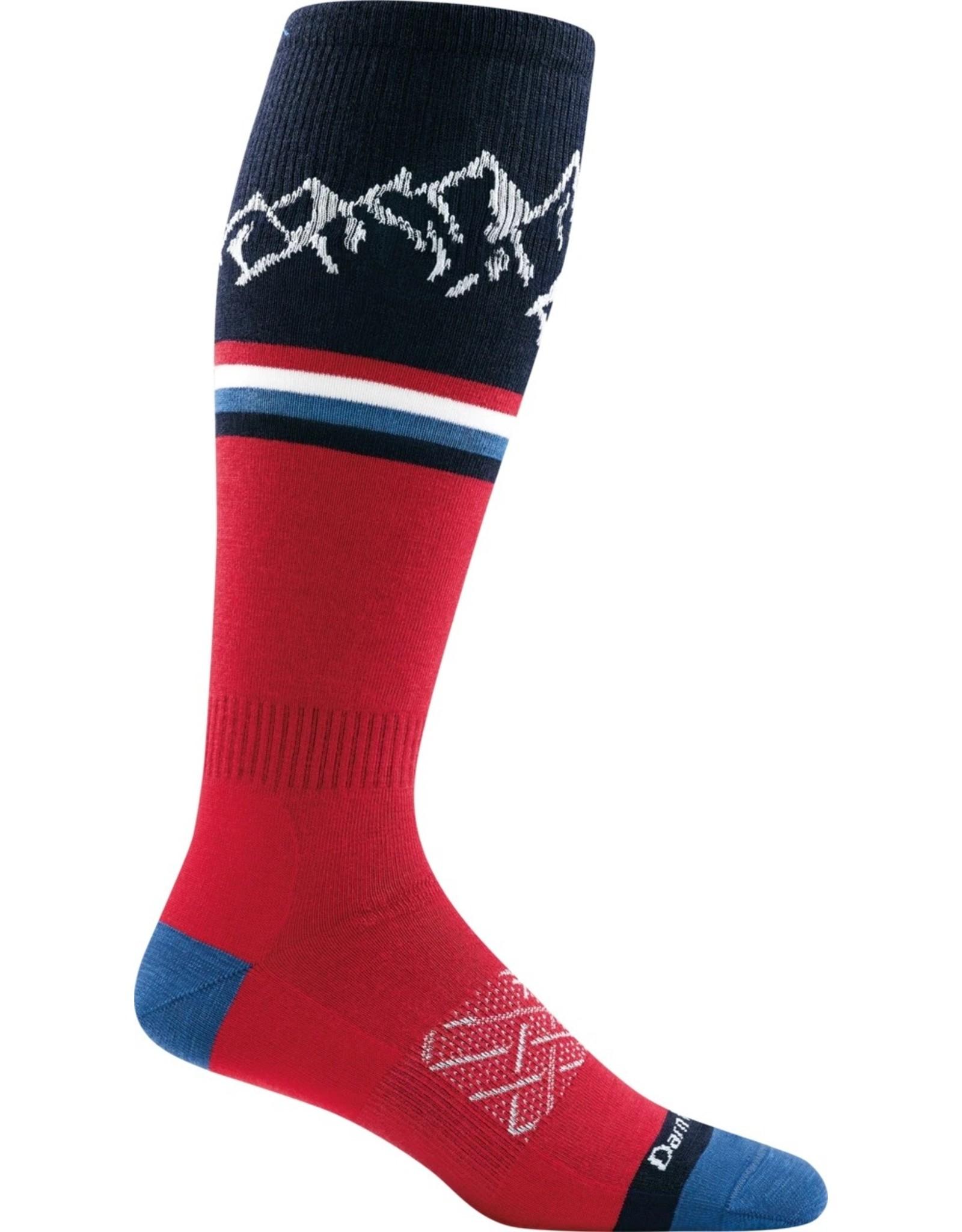Darn Tough Darn Tough Alpenglow OTC Lightweight Men's Socks