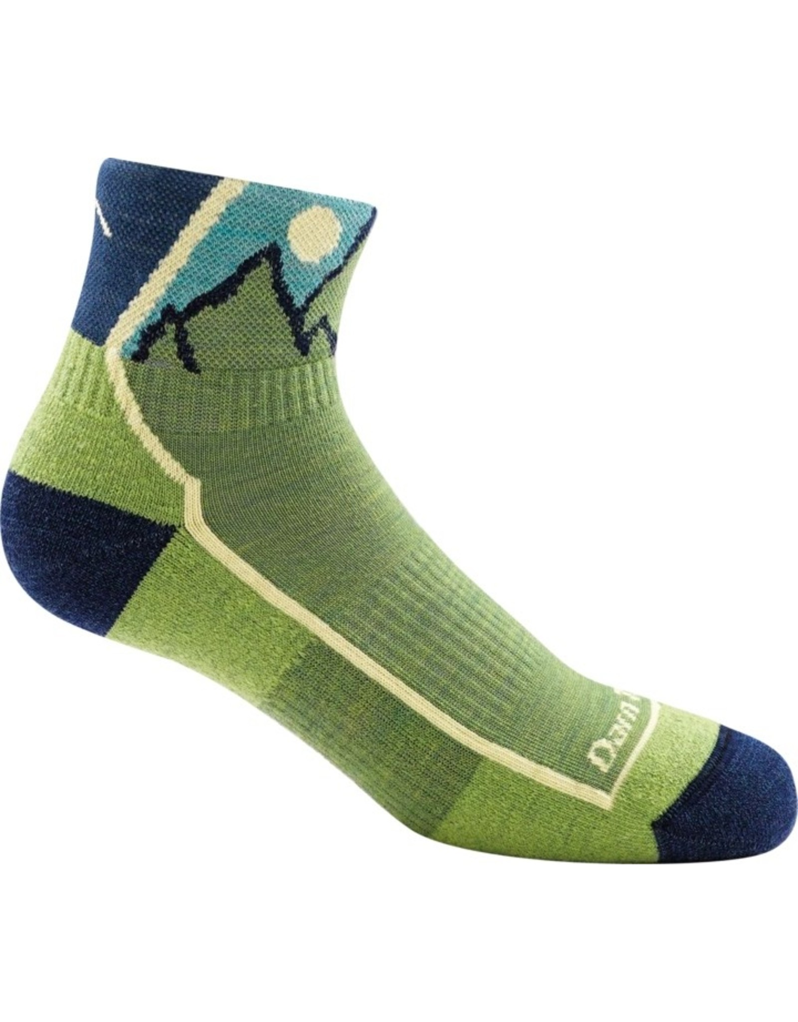 Darn Tough Darn Tough JR 3016 Hiker 1/4 Sock Lightweight Cushion