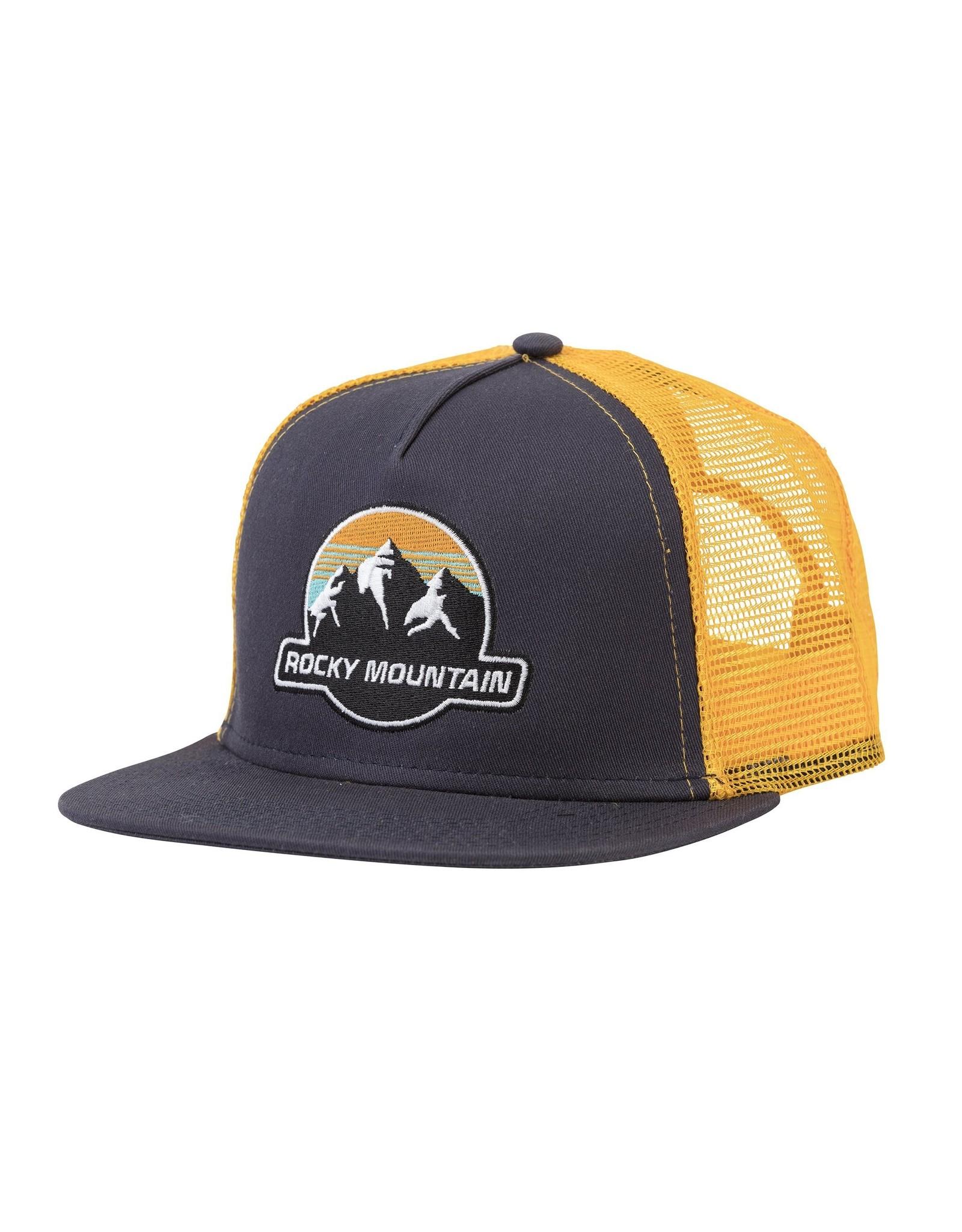 Rocky Mountain Rocky Mountain Logo Trucker Hat - Altitude