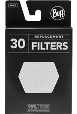 Buff Buff Filter 30 Adult White