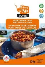 Happy Yak Happy Yak Vegetarian Taco and Tortilla Mix