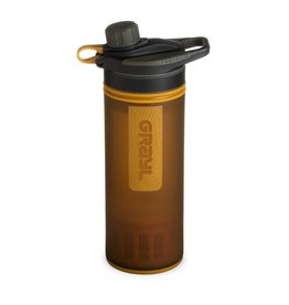 Grayl Grayl Geopress Water Purifier Coyote Amber