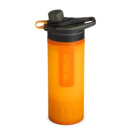 Grayl Grayl Geopress Water Purifier Visibility Orange