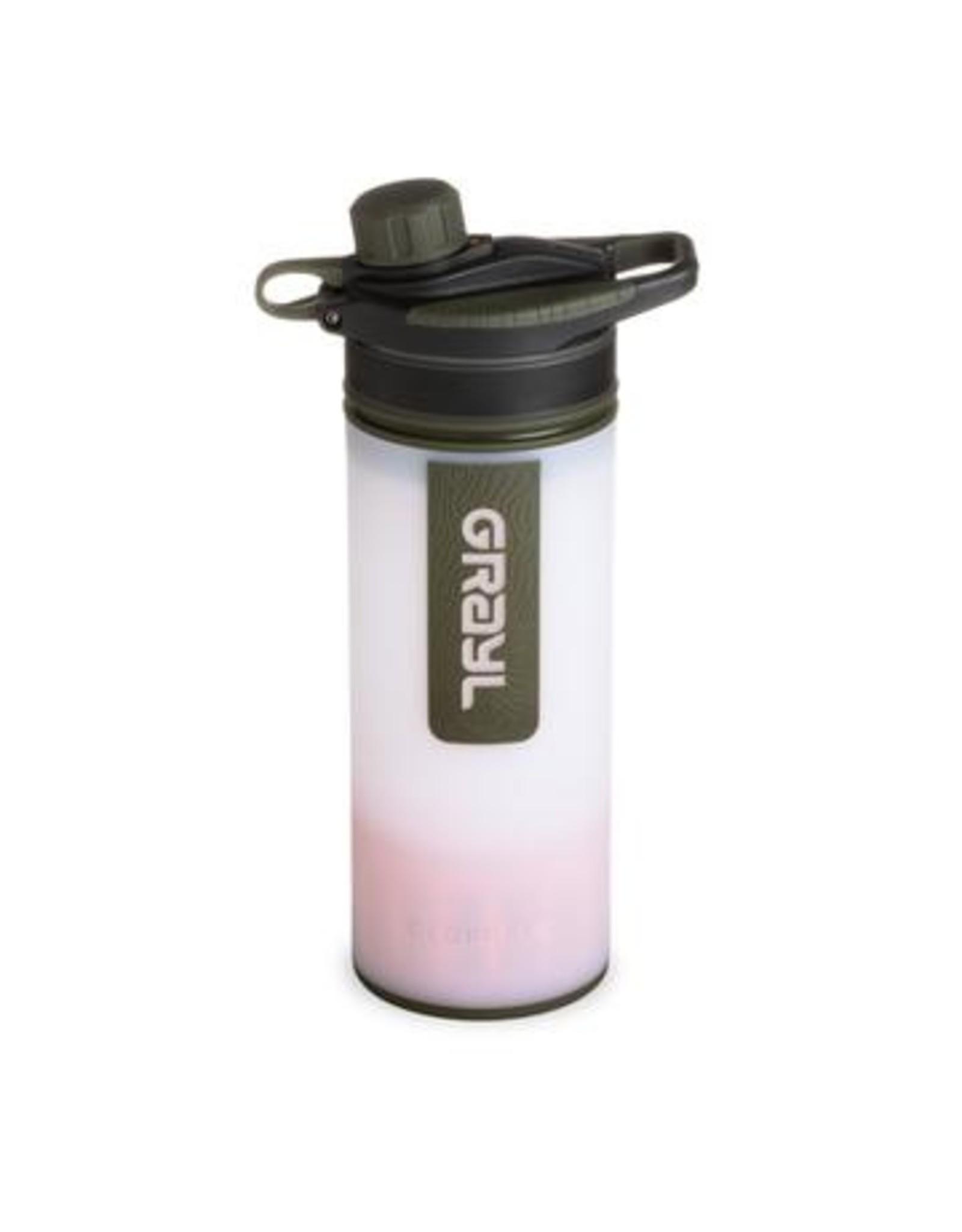 Grayl Grayl Geopress Water Purifier Alpine White