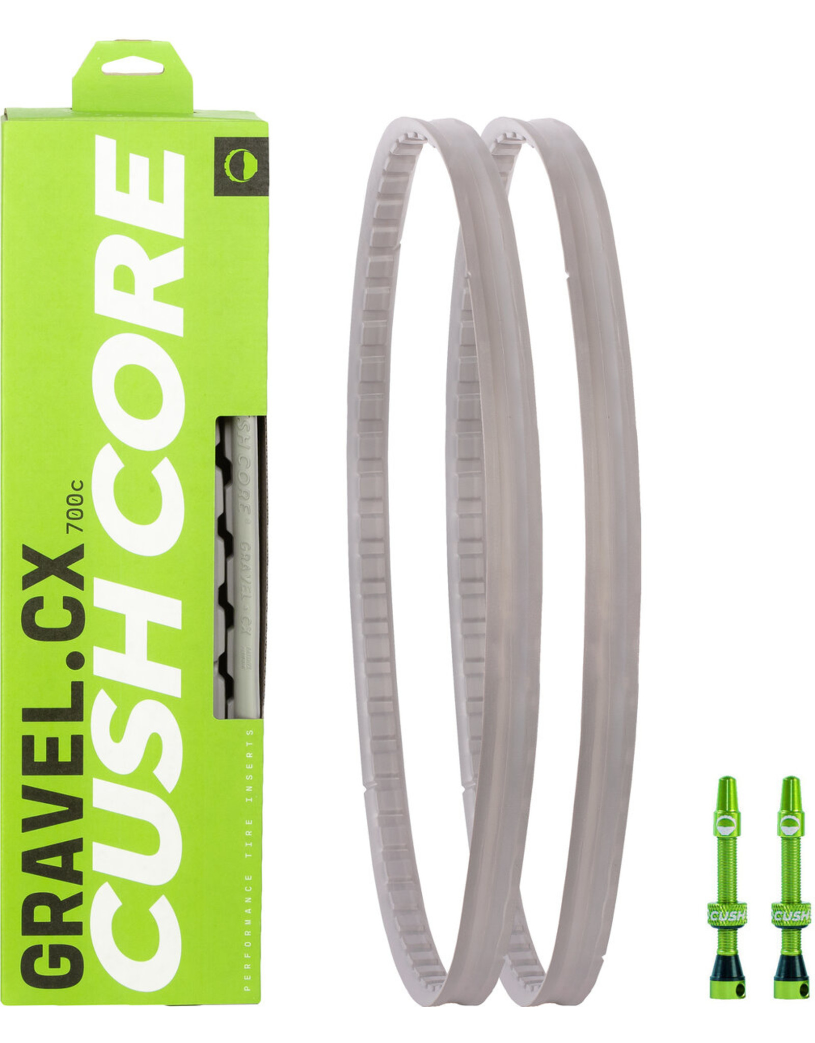 Cushcore Cushcore Tubeless Tire Insert Set 700c/Gravel/CX