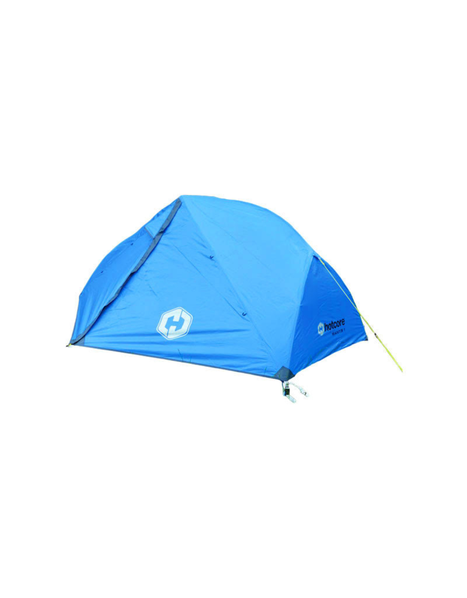 Hotcore Outdoor Products Hotcore Mantis 1 Tent Blue