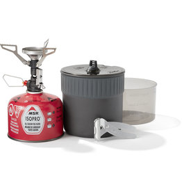 MSR MSR Pocket Rocket Deluxe Stove Kit