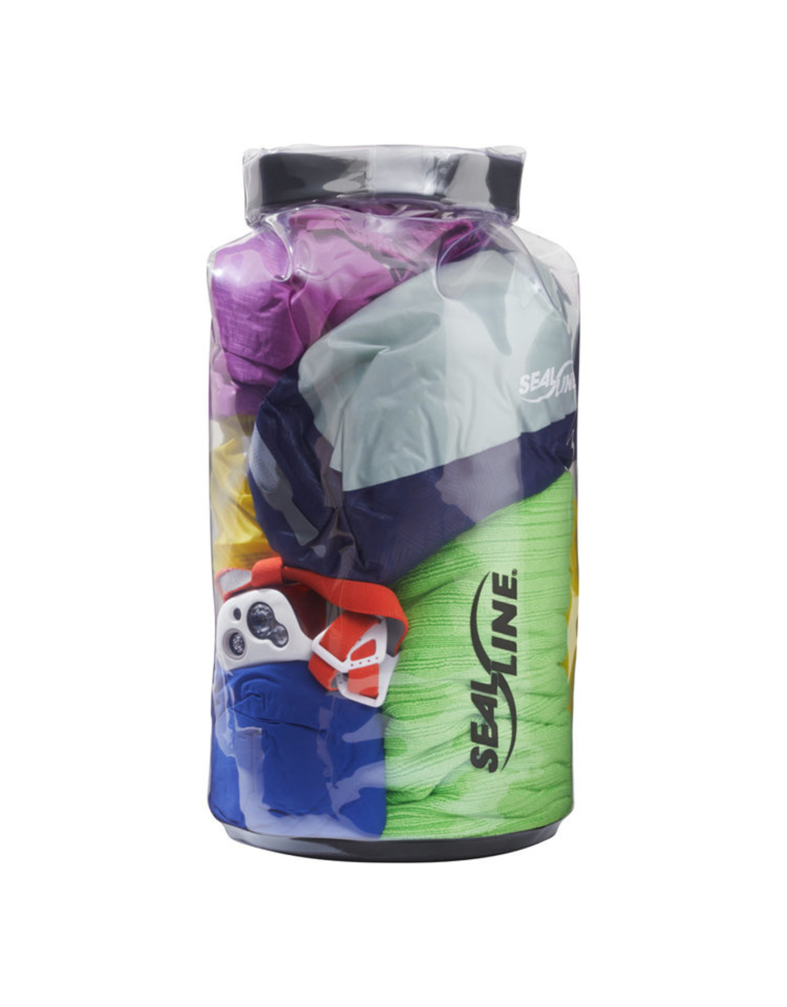 SealLine SealLine 10L Baja View Dry Bag Clear