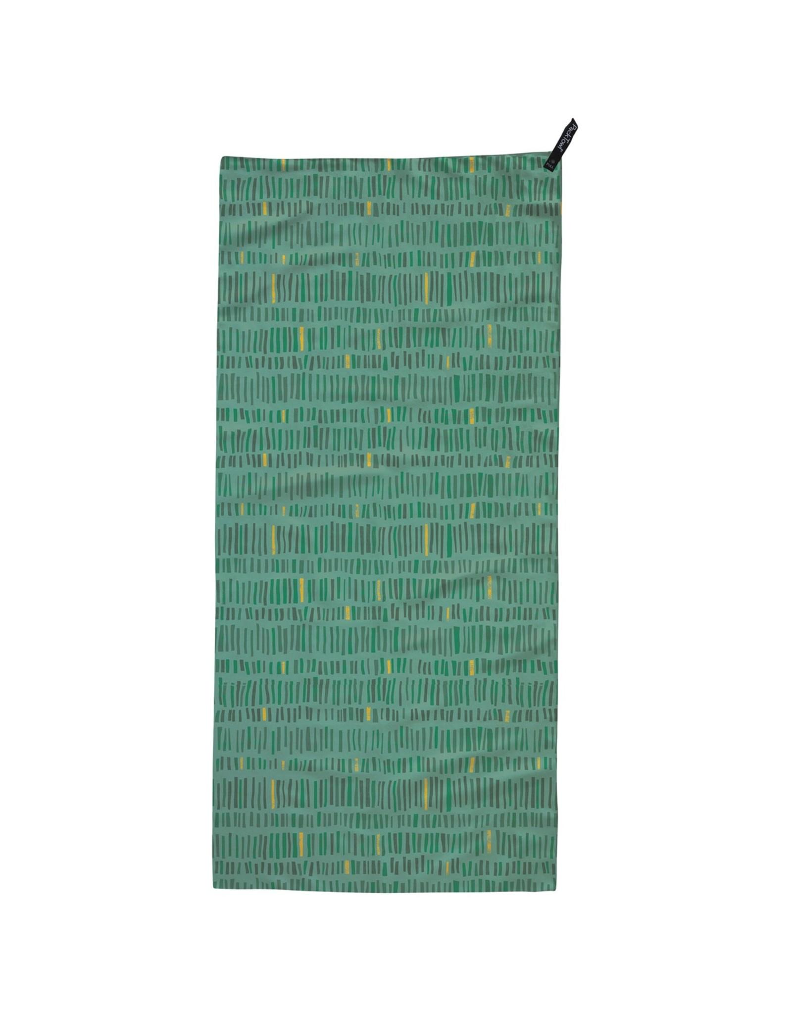 PackTowl PackTowl Ultralite Body Towel Grass Meadow