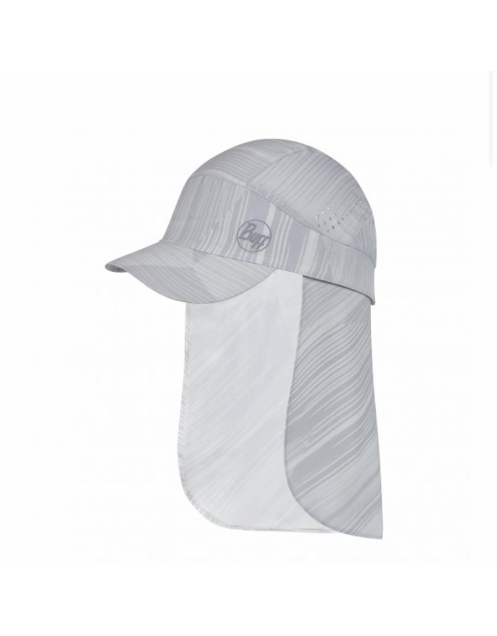 Buff Buff Pack Sahara Cap Grevers Light Grey L/XL