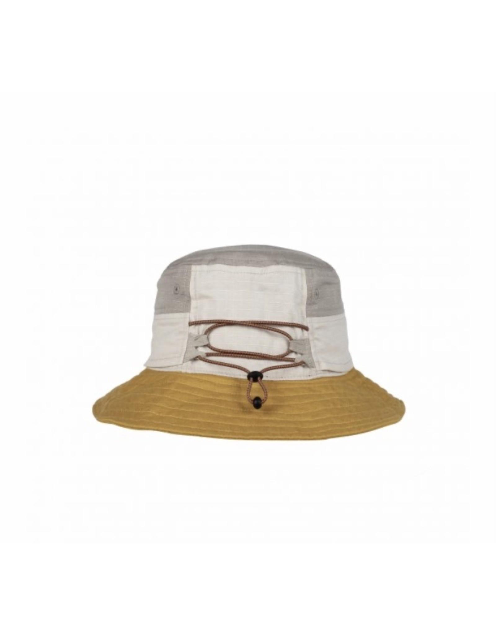 Buff Buff Sun Bucket Hat Hak Ocher S/M