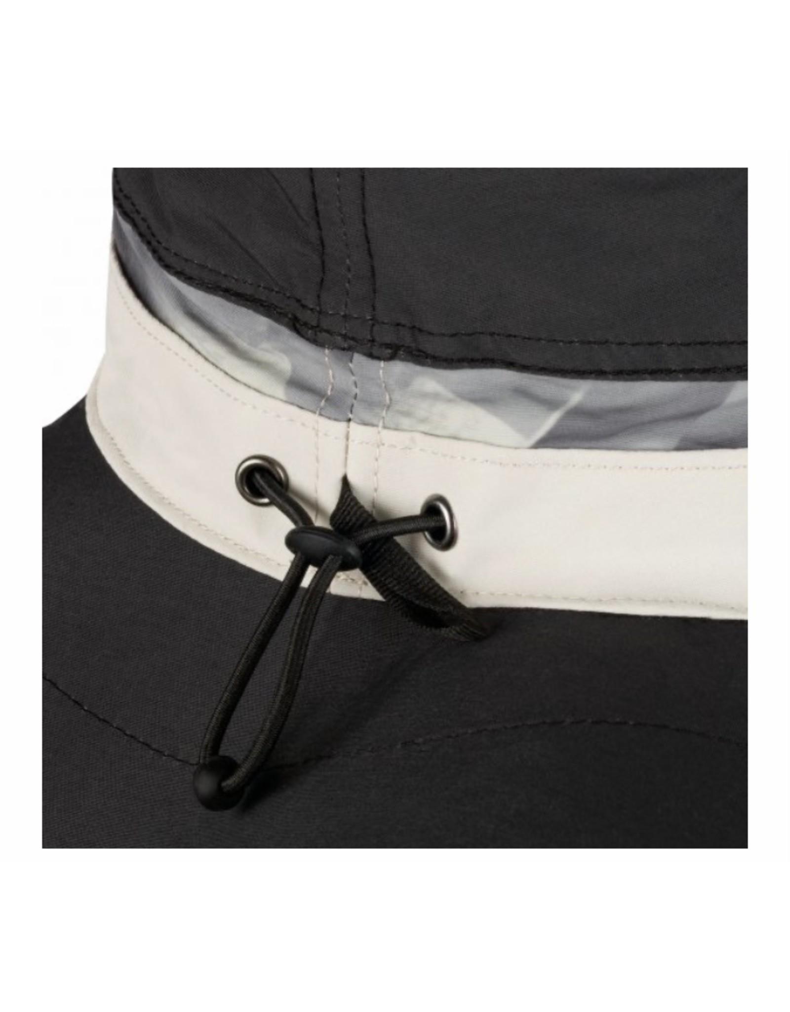 Buff Buff Booney Hat Kiwo Black S/M