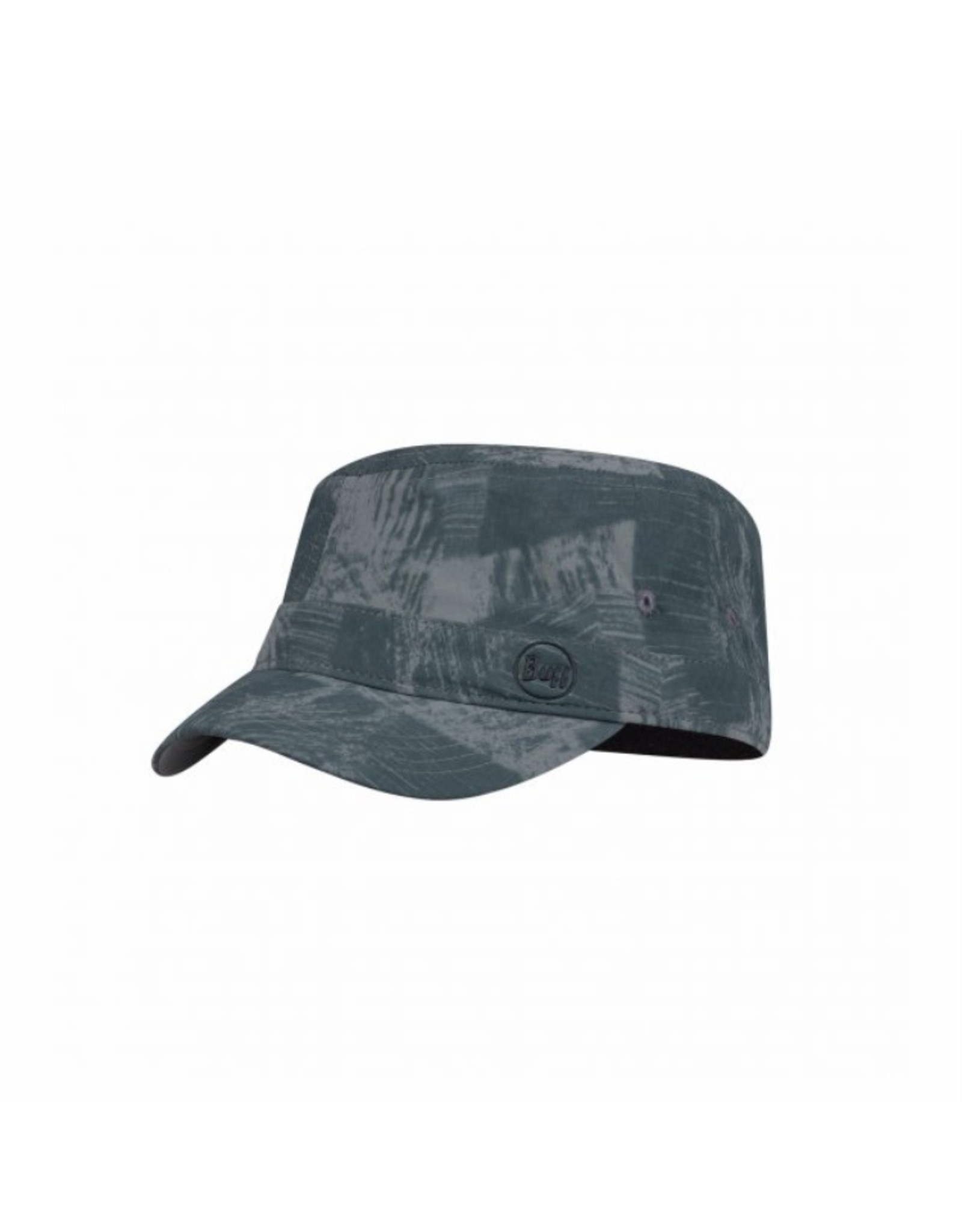 Buff Buff Military Cap Rinmann Pewter Grey S/M