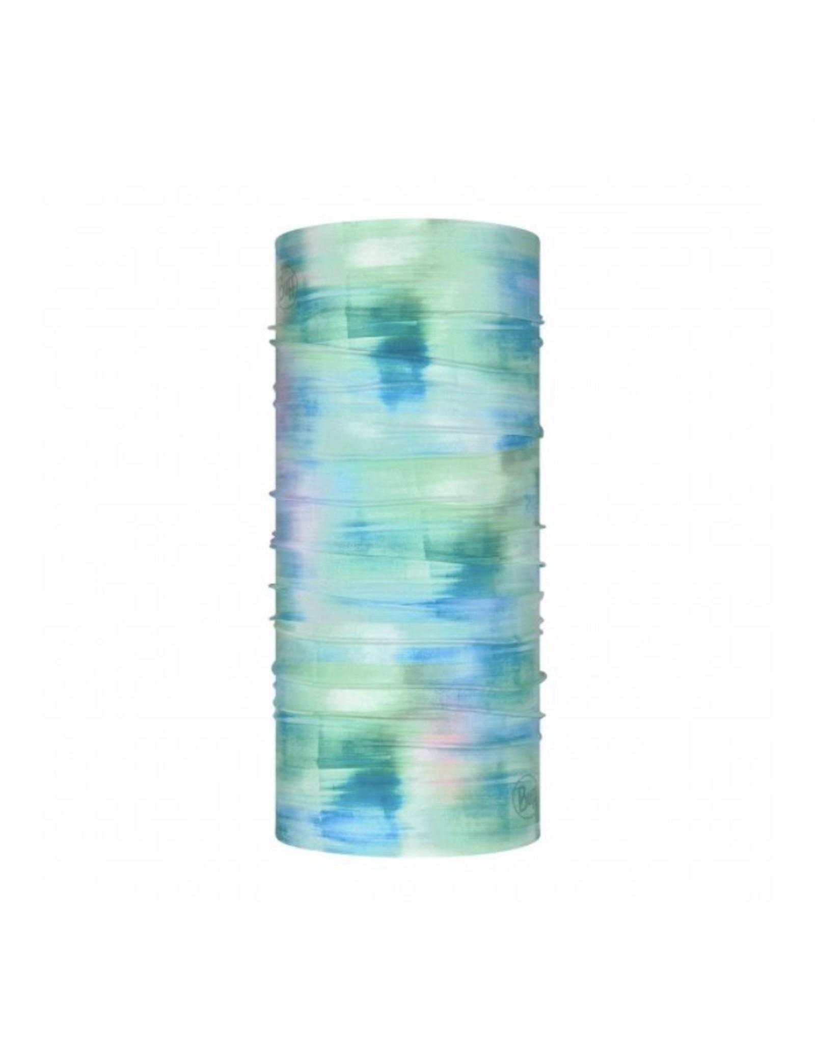 Buff Buff CoolNet UV+ Neckwear Marbled Turqoise