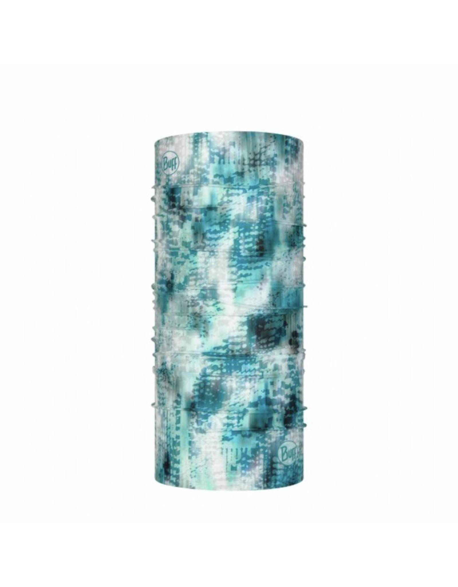 Buff Buff CoolNet UV+ Neckwear Blauw Turqoise