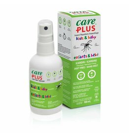 Care Plus Care Plus Icaridin Kids and Baby 100ml
