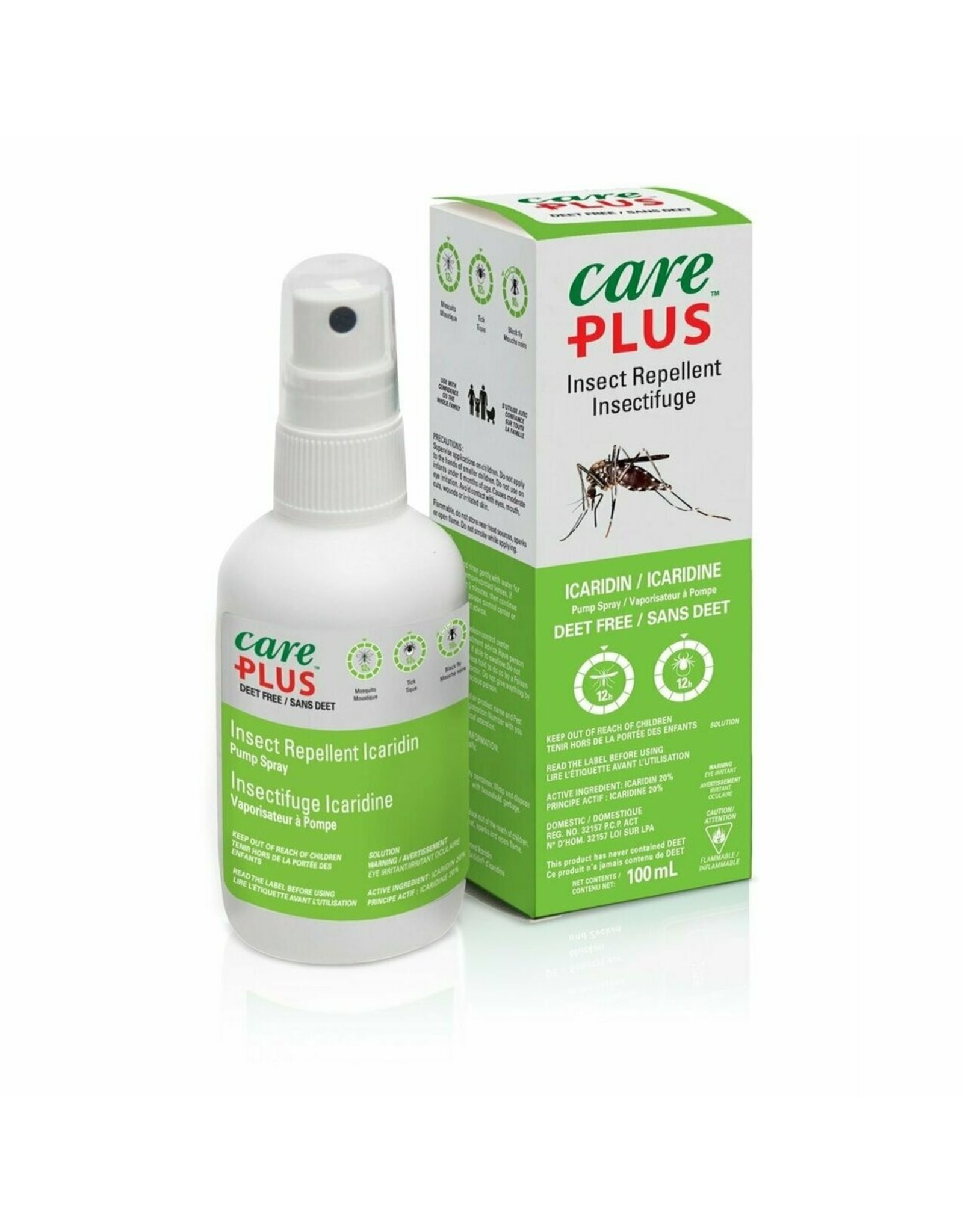 Care Plus Care Plus Insect Repellent 20% 100ml