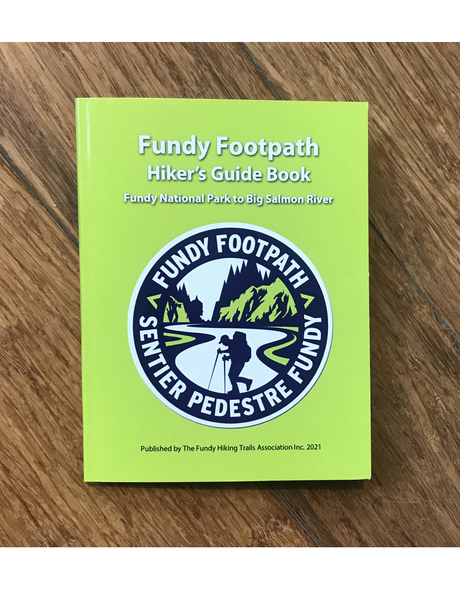 Fundy Footpath Guide Book