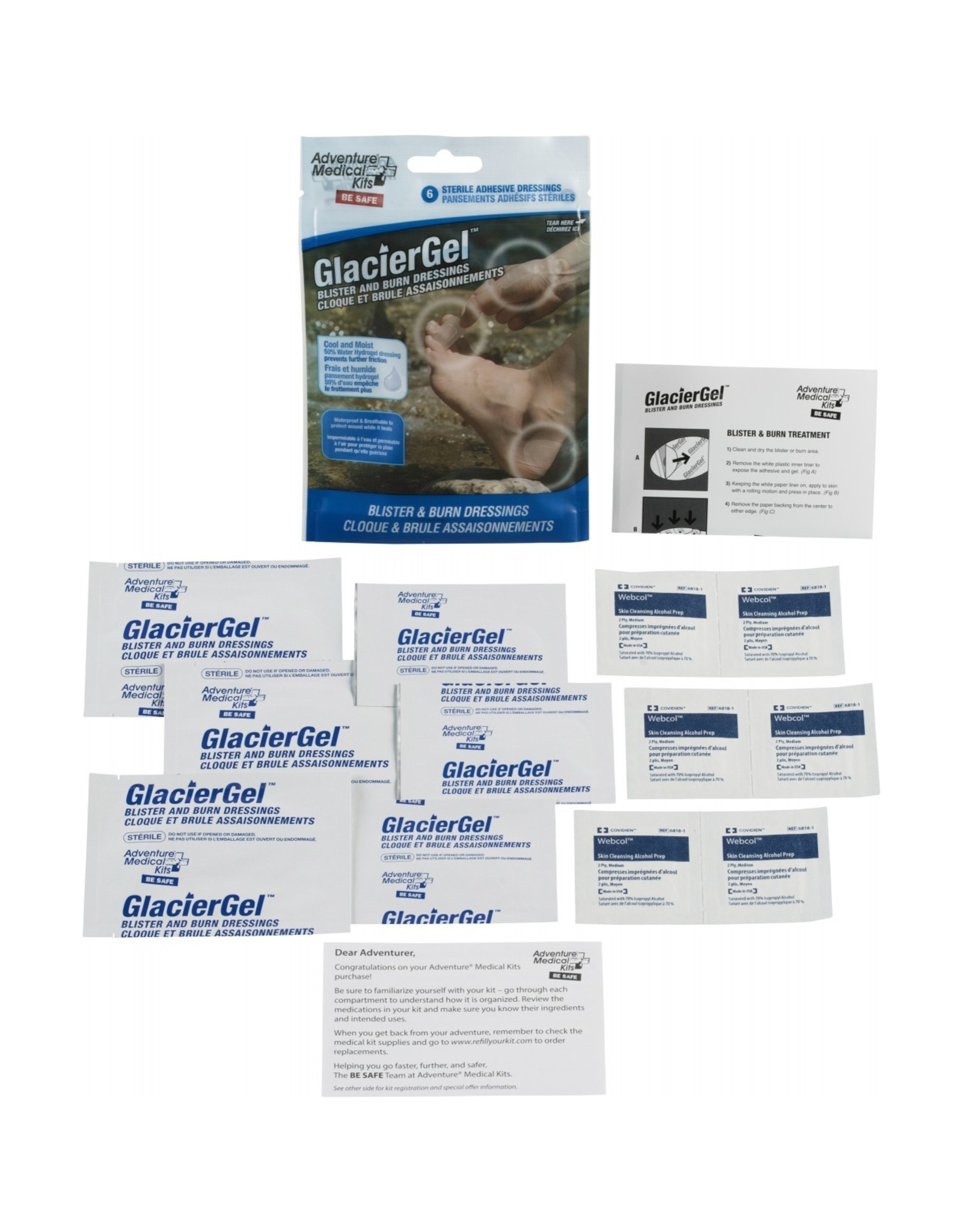Adventure Medical Kits Adventure Medical Kits Glaciergel