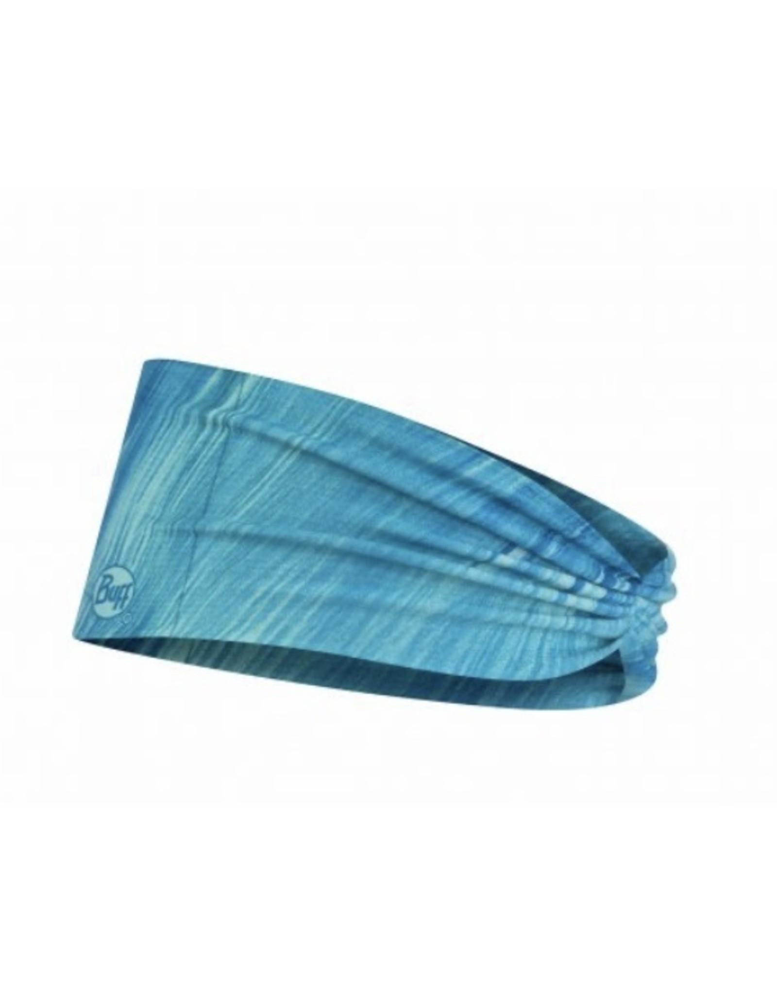 Buff Buff CoolNet UV+ Tapered Headband Pixeline Turqoise