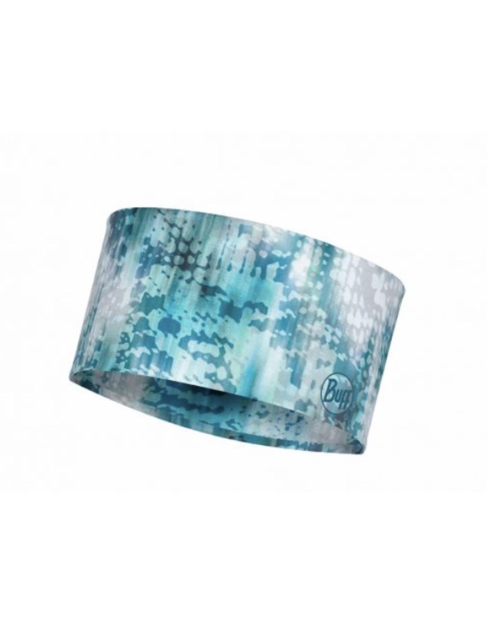 Buff Buff CoolNet UV+ Headband Blauw Turquoise