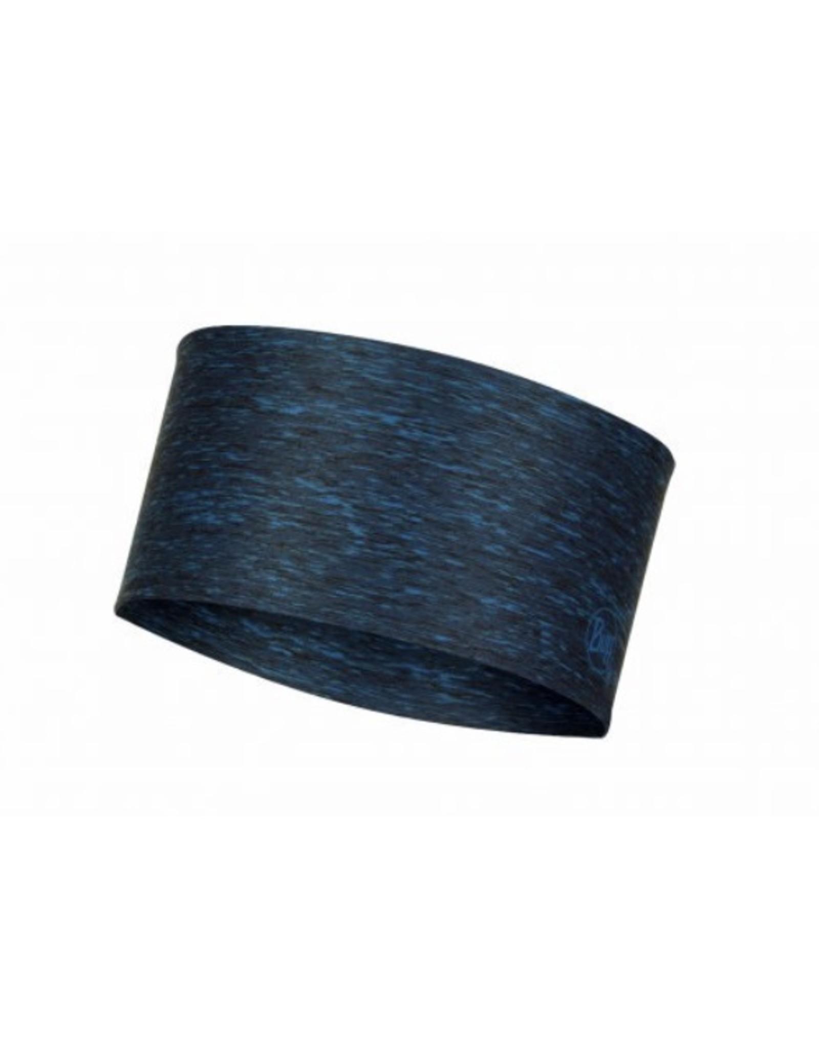 Buff Buff CoolNet UV+ Headband Navy HTR