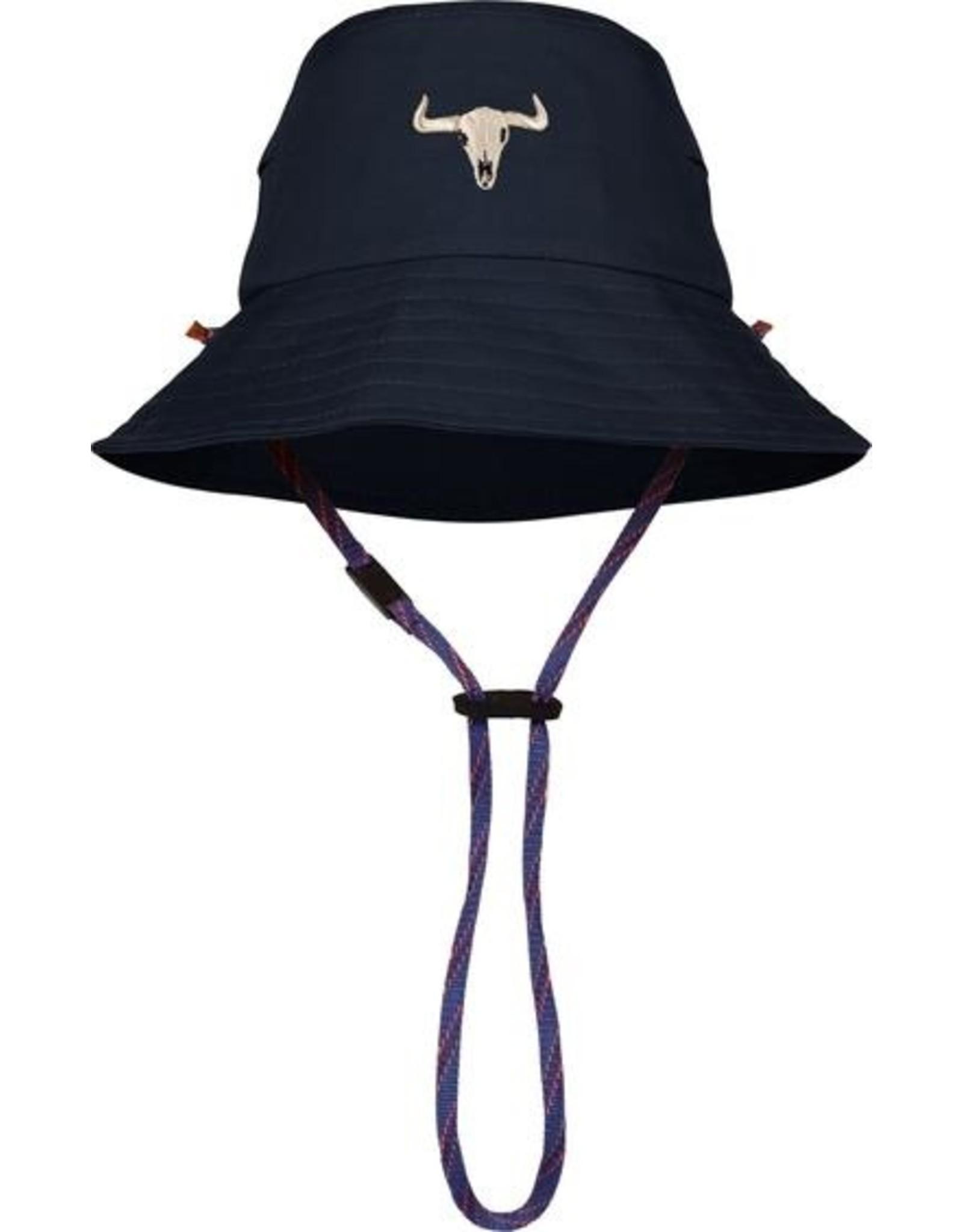 Buff Buff Booney Hat Junior Goran Night Blue