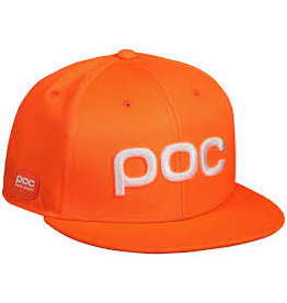 POC POC Race Stuff Cap Fluorescent Orange