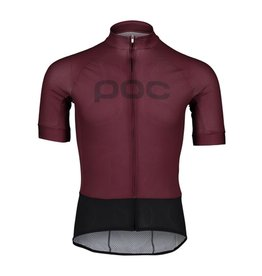 POC POC Essential Road Logo Women's Jersey Propylene Red