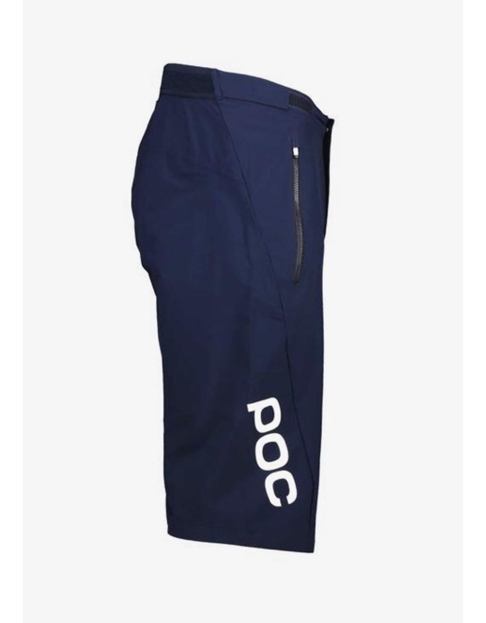 POC POC Essential Enduro Shorts Turmaline Navy