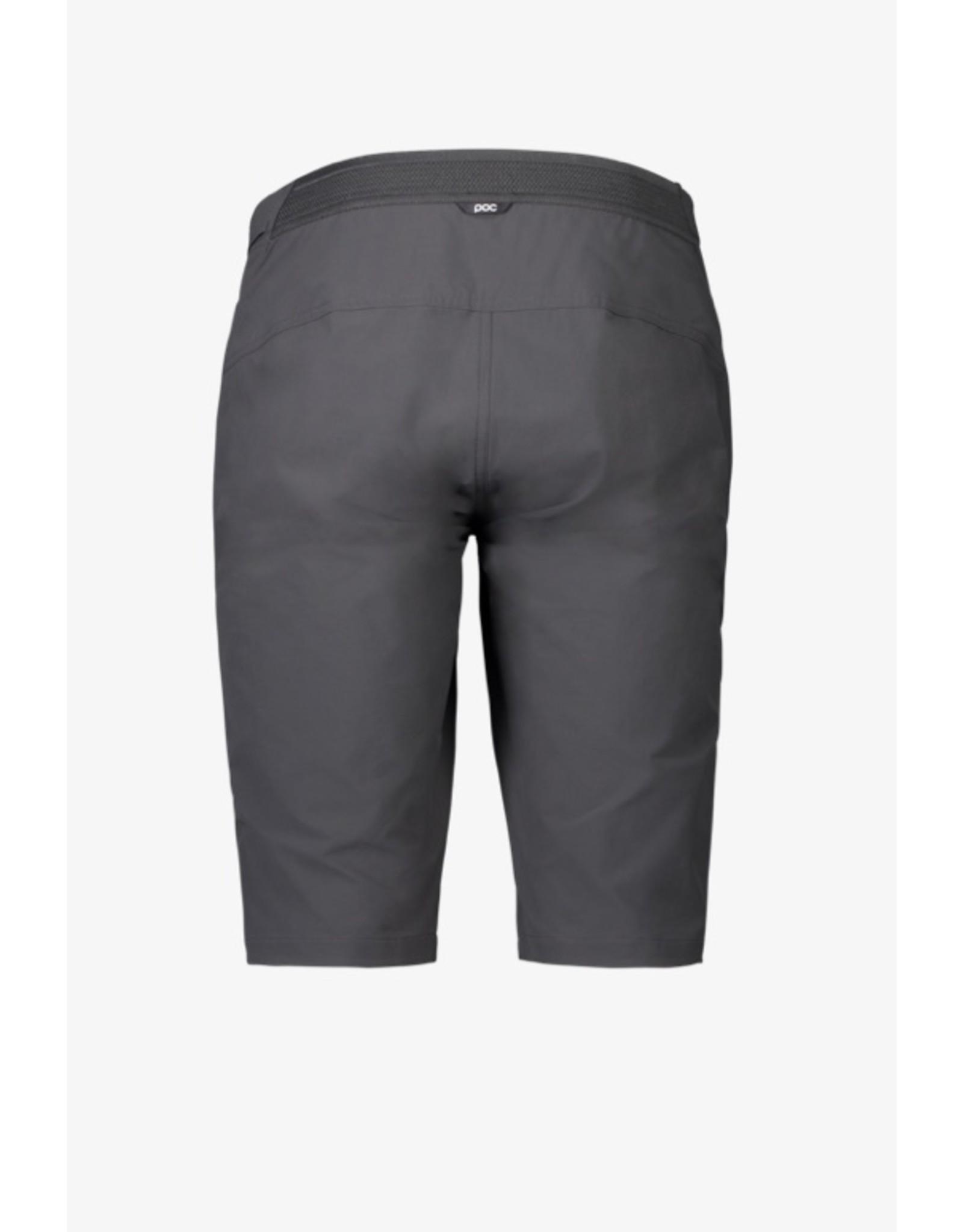 POC POC Essential Enduro Shorts Sylvanite Grey